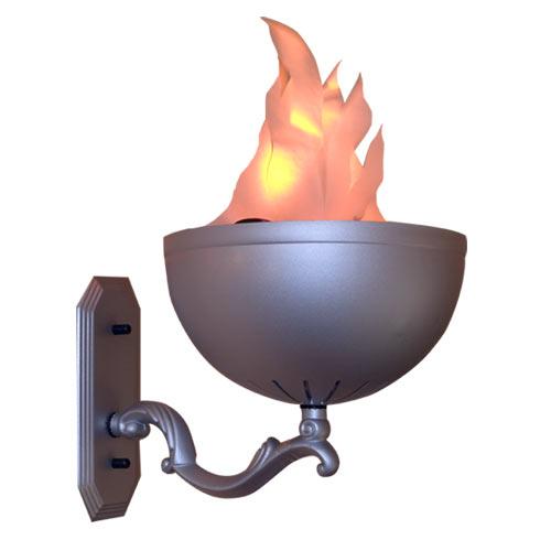 Светильник с имитацией огня 197